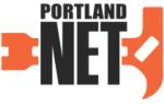 Portland NET logo